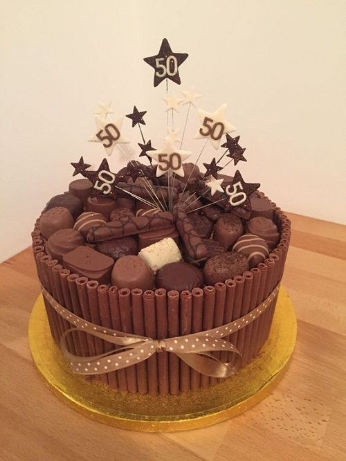 Красивый и вкусный торт на юбилей женщине 80 лет фото 032