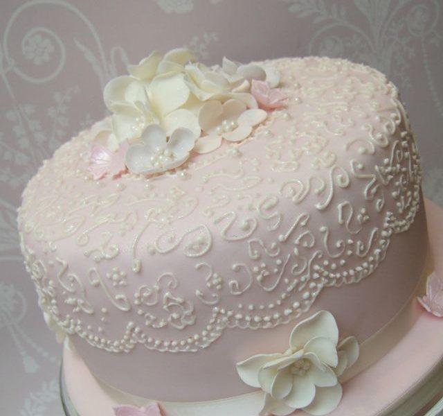 Красивый и вкусный торт на юбилей женщине 80 лет фото 036