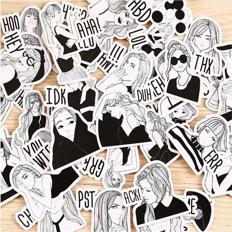 Рисунки для наклеек своими руками для девочек 024