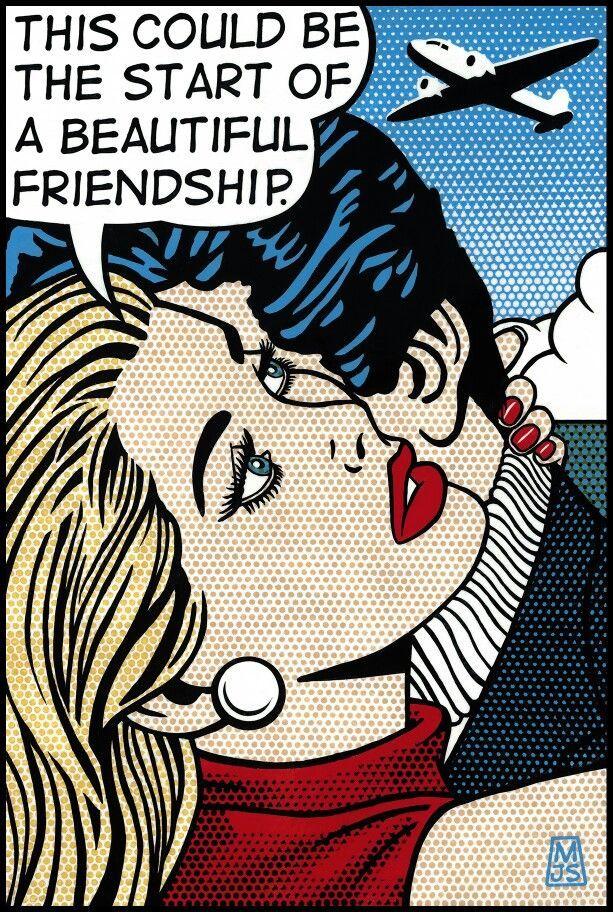 Скачать бесплатно крутые постеры из комиксов 004