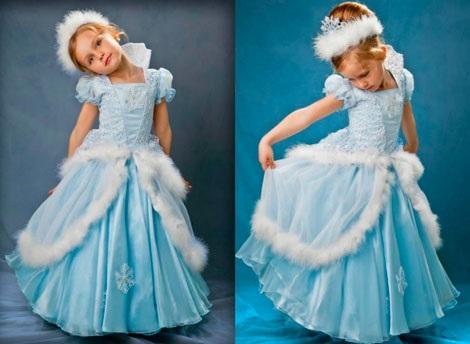 Фото костюма снежной королевы своими руками 005
