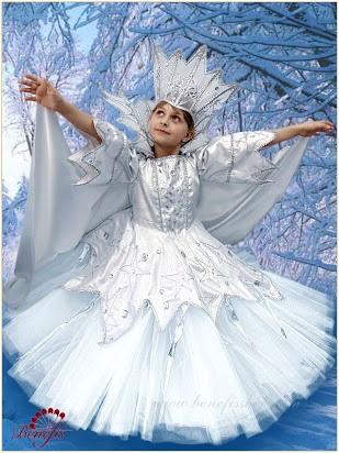 Фото костюма снежной королевы своими руками 010