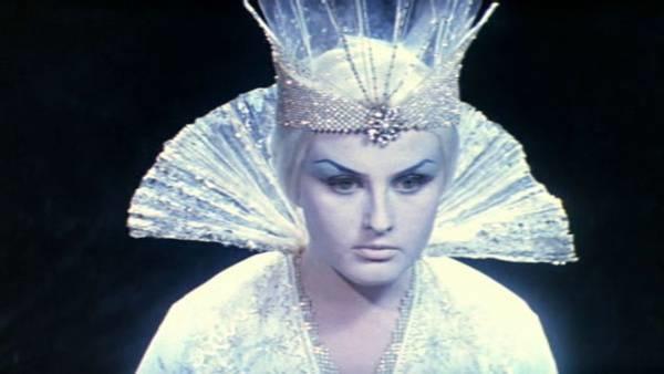Фото костюма снежной королевы своими руками 023