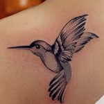Эскизы тату маленькие птицы