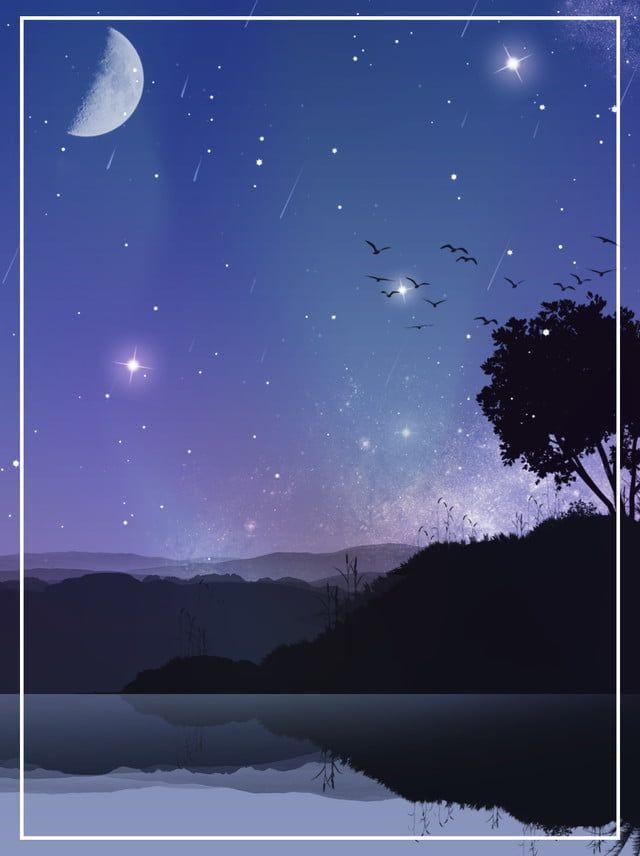 Звездное небо обои на айфон 6 015
