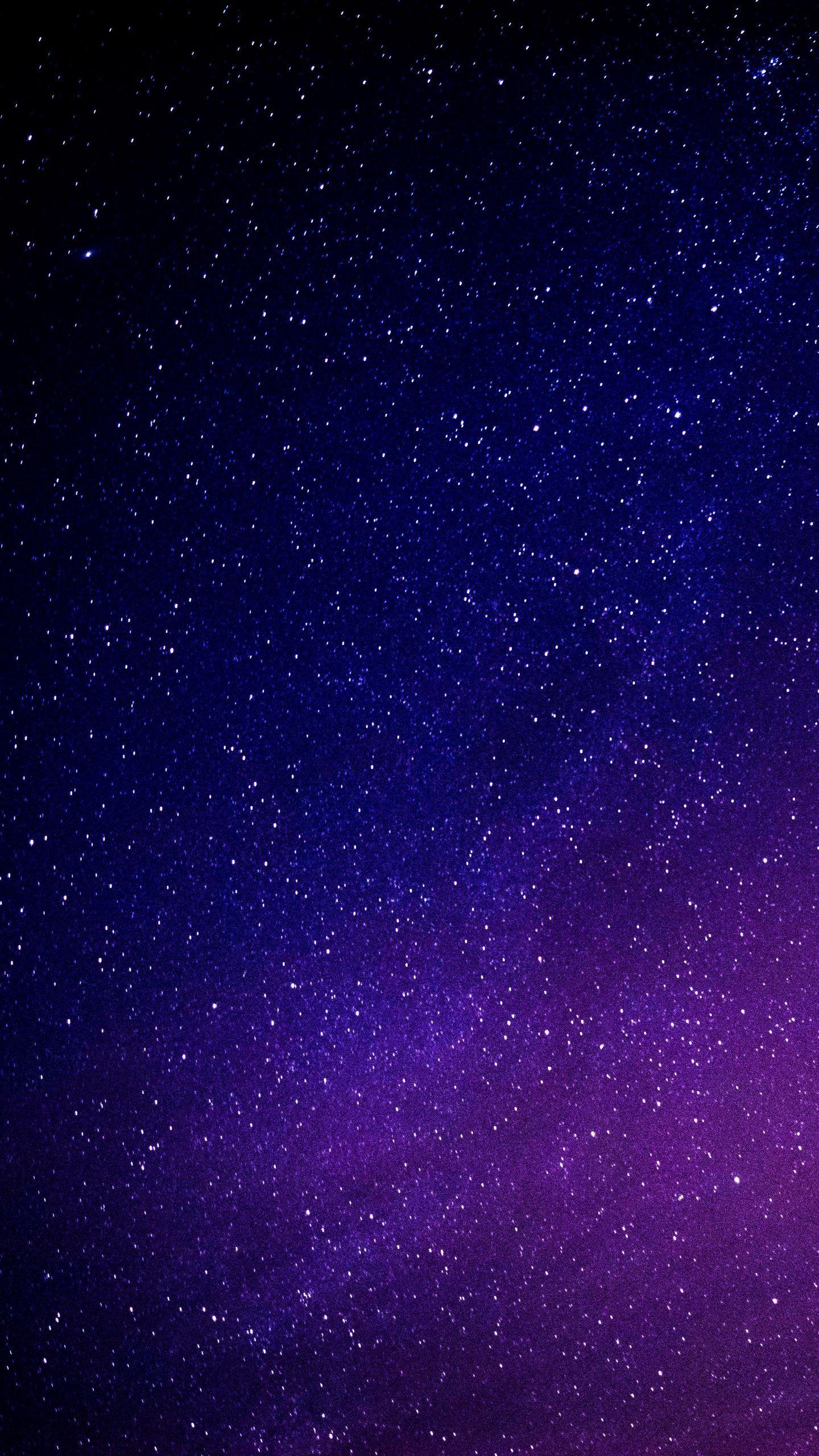 Звездное небо обои на айфон 6 022