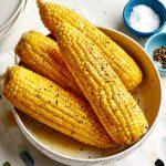 Как варить замороженную кукурузу?
