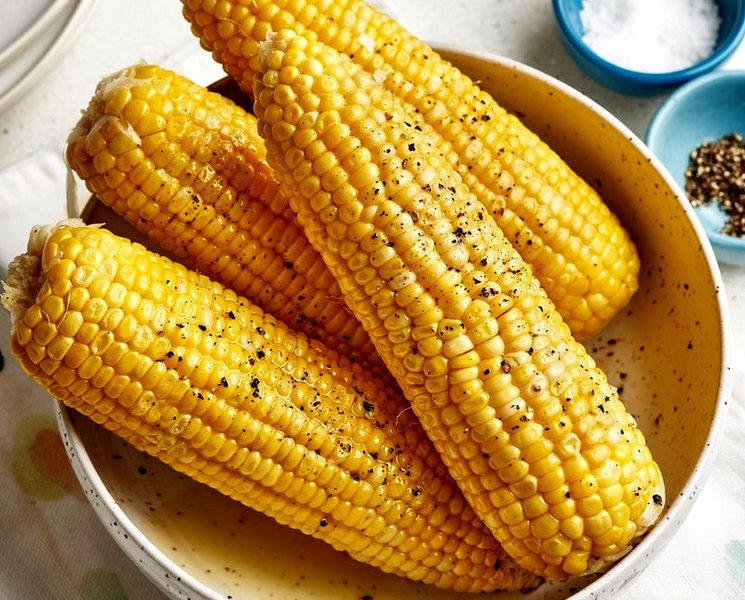 Как варить замороженную кукурузу