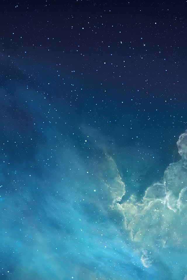 Красивые обои неба на айфон 002