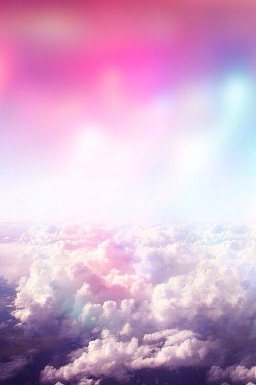 Красивые обои неба на айфон 006