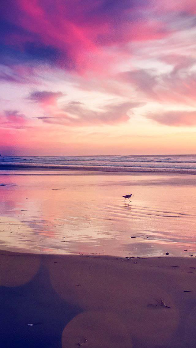 Красивые обои неба на айфон 021