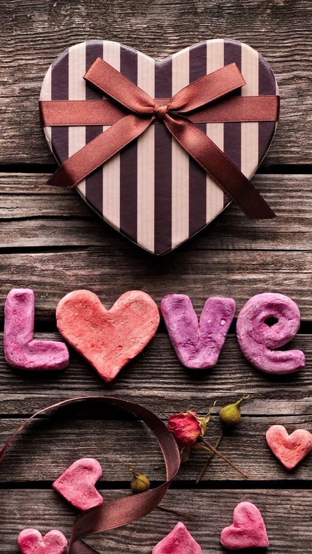 Любовные обои на айфон 010