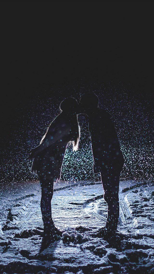 Любовные обои на айфон 014
