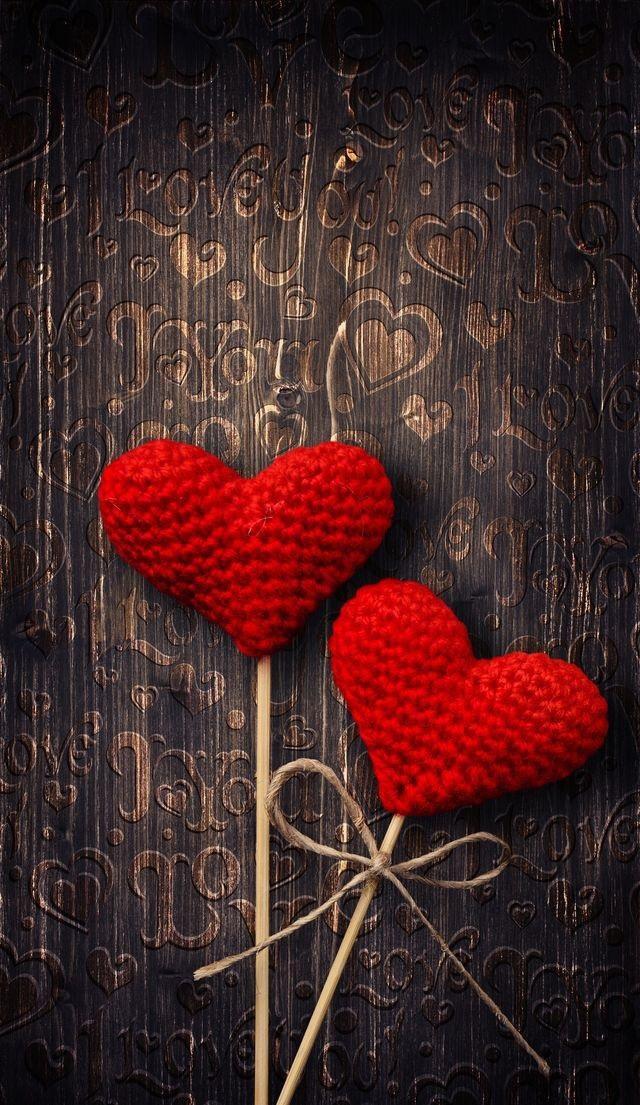 Любовные обои на айфон 025