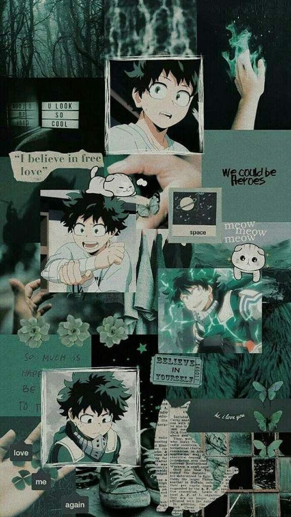 Обои с аниме героями на телефон 001