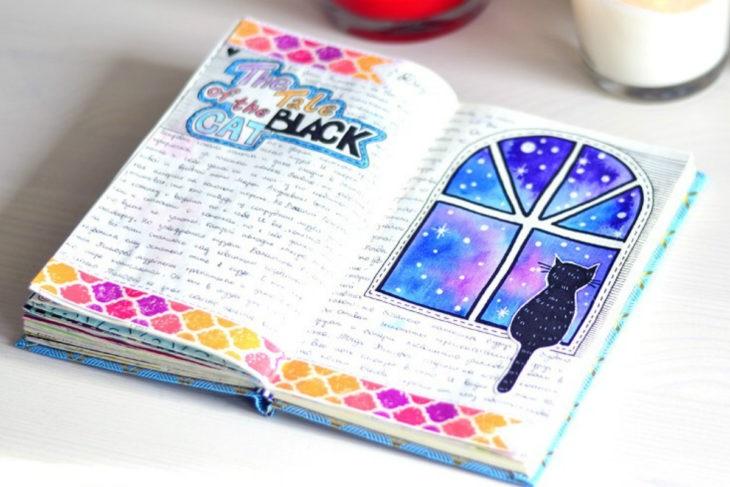 Рисунки для дневника 011