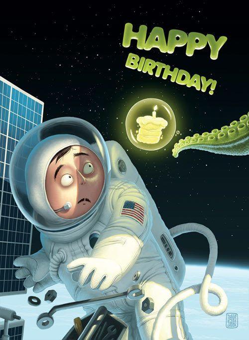 красивые открытки с днём рождения Денис 010
