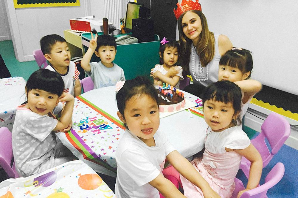 Милые фото детей в детском саду 001