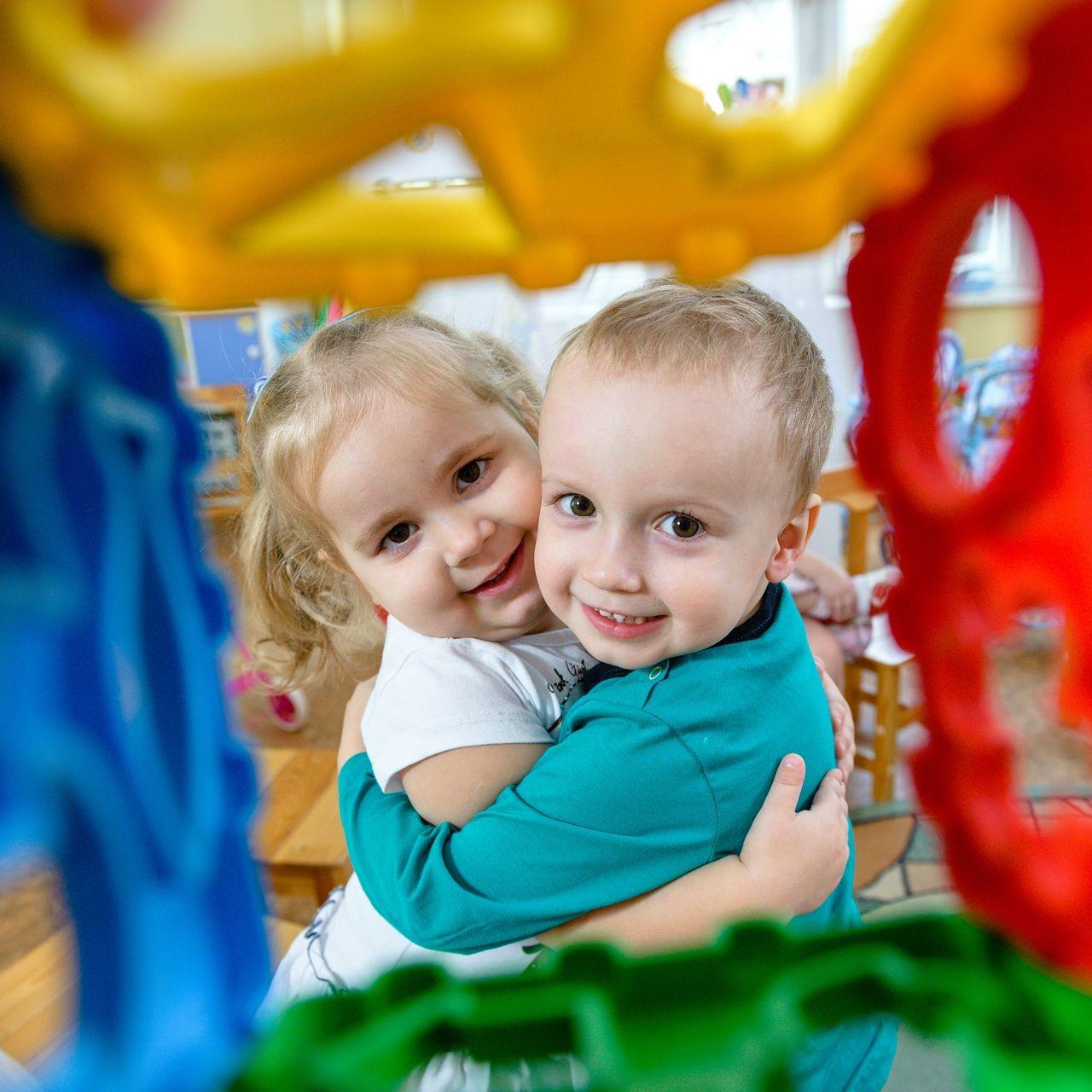 Милые фото детей в детском саду 008