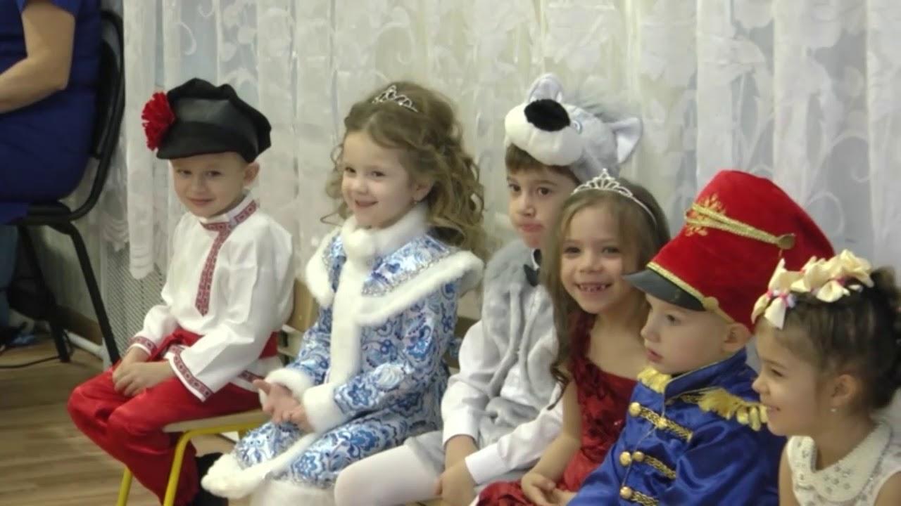 Милые фото детей в детском саду 010