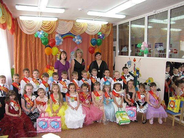 Милые фото детей в детском саду 012