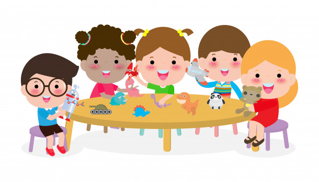 Милые фото детей в детском саду 014