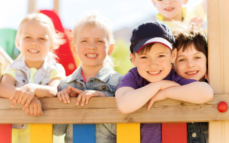 Милые фото детей в детском саду 015