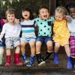 Милые фото детей в детском саду