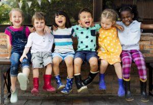Милые фото детей в детском саду 016