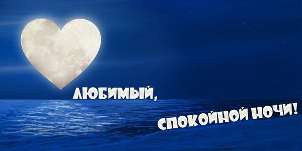 Открытки спокойной ночи красивые картинки мужчине 021