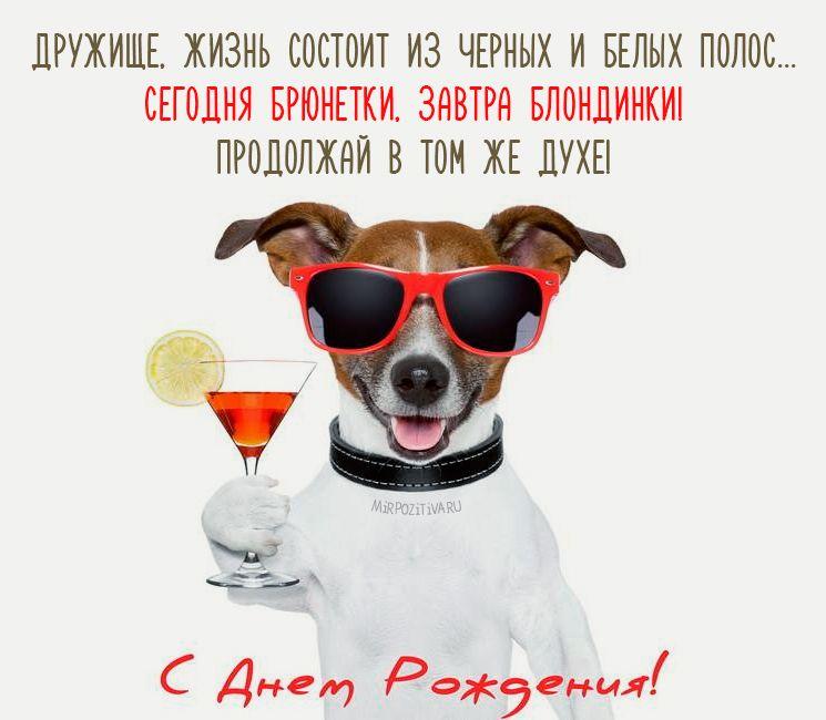 Открытки с днем рождения Владимир картинки 015