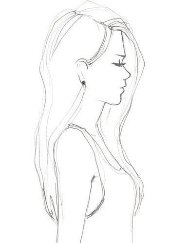 Картинки легкие рисунки для начинающх 017