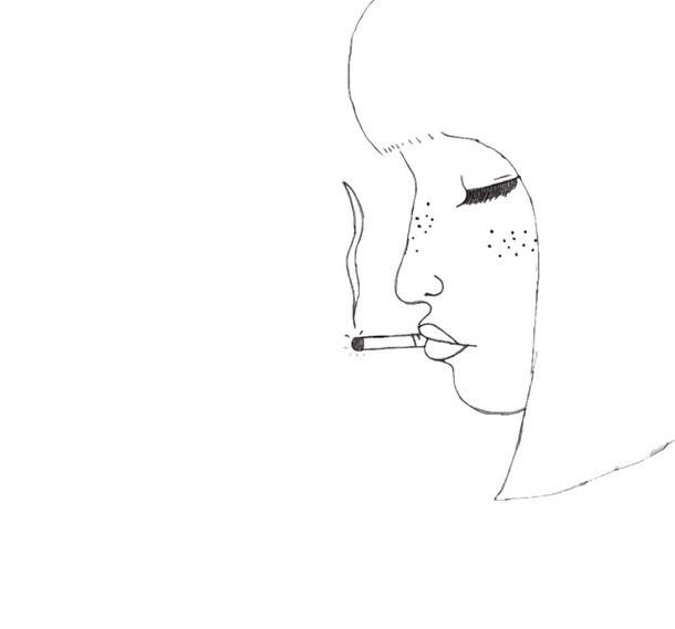 Картинки легкие рисунки для начинающх 025