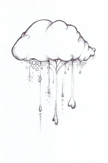 Рисунки карандашом для срисовки легко и красиво 003