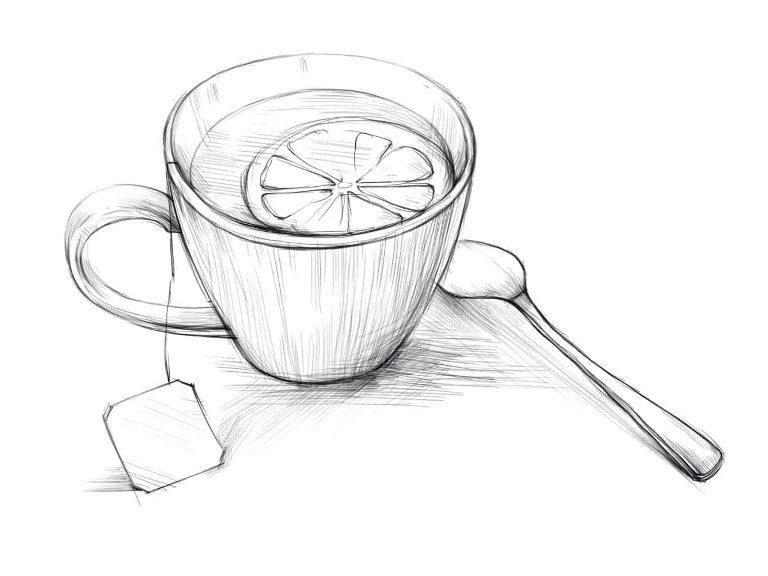 Рисунки карандашом для срисовки легко и красиво 005
