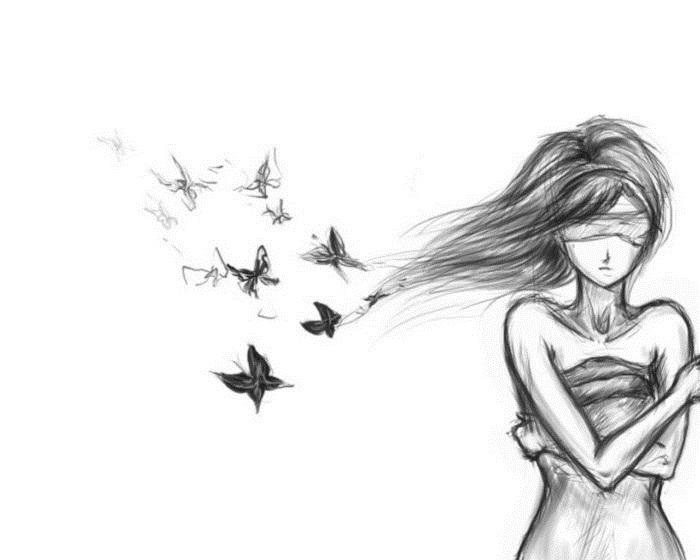 Рисунки карандашом для срисовки легко и красиво 017