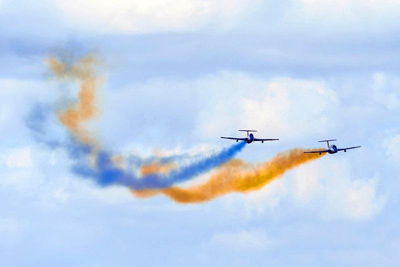 День авиации Украины поздравления в открытках 03