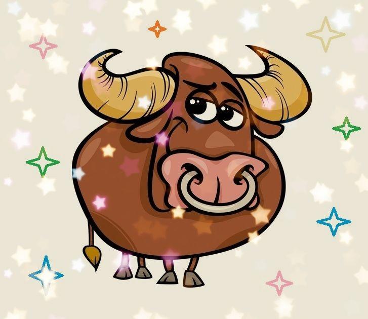 Картинка на год быка новый год 18
