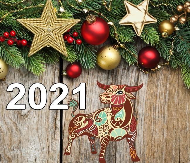 Картинки на Новый год 2021 лучшая подборка (2)