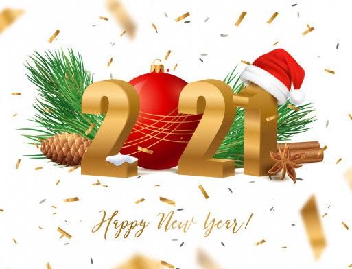 Картинки на Новый год 2021 лучшая подборка (8)