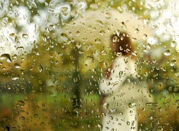 Красивая фотосессия на тему осенний дождь 22