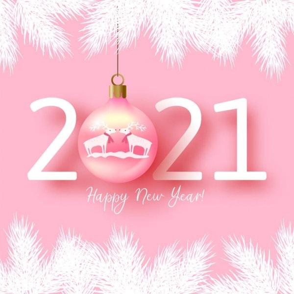Новый год быка черно белые картинки 2021 15