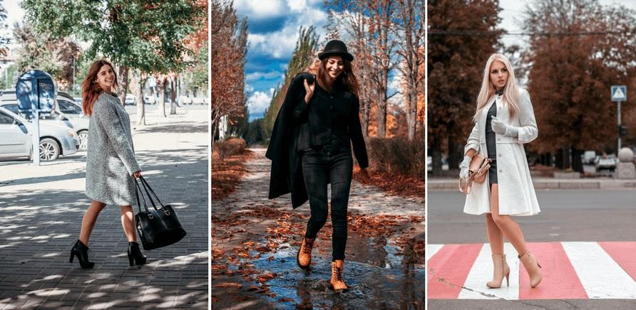 Осенью в пальто идеи для фотосессии 04