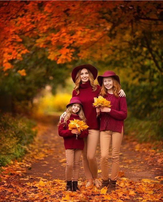 Осенью в пальто идеи для фотосессии 12