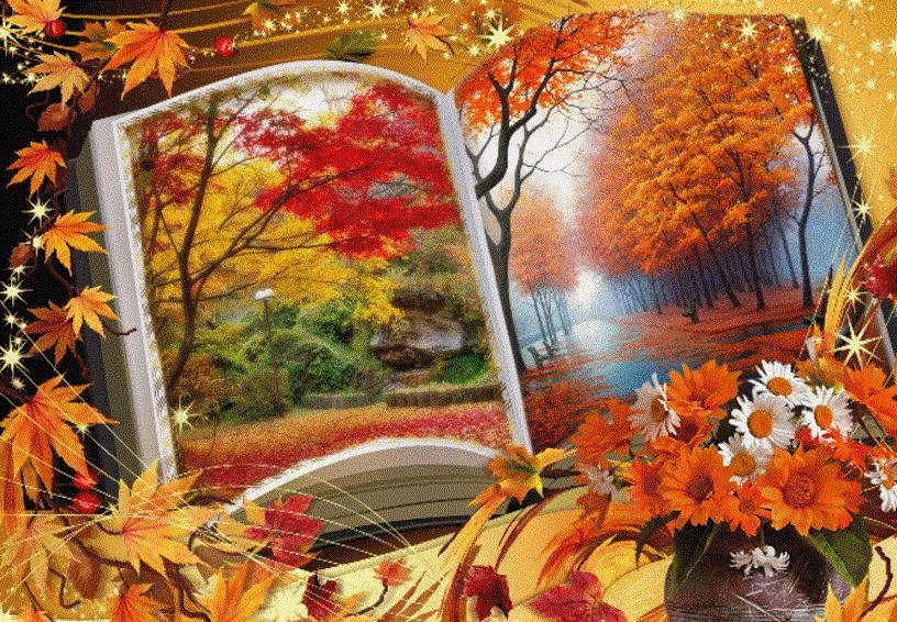 Осень ты прекрасна картинки поделки 01
