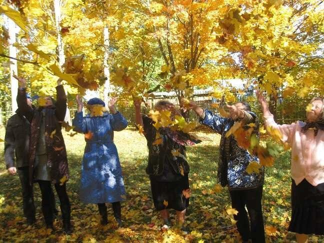 Осень ты прекрасна картинки поделки 05