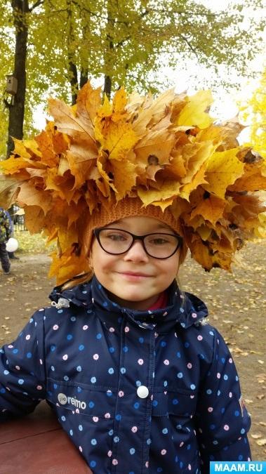 Осень ты прекрасна картинки поделки 07
