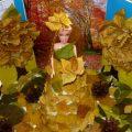 Осень ты прекрасна картинки поделки 10