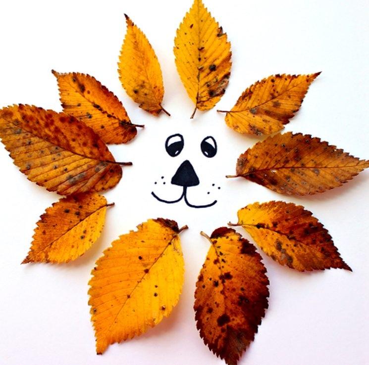 Осень ты прекрасна картинки поделки 11