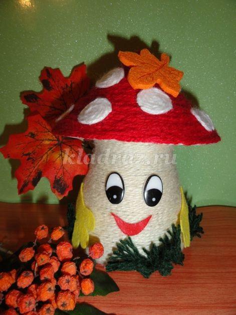 Осень ты прекрасна картинки поделки 24